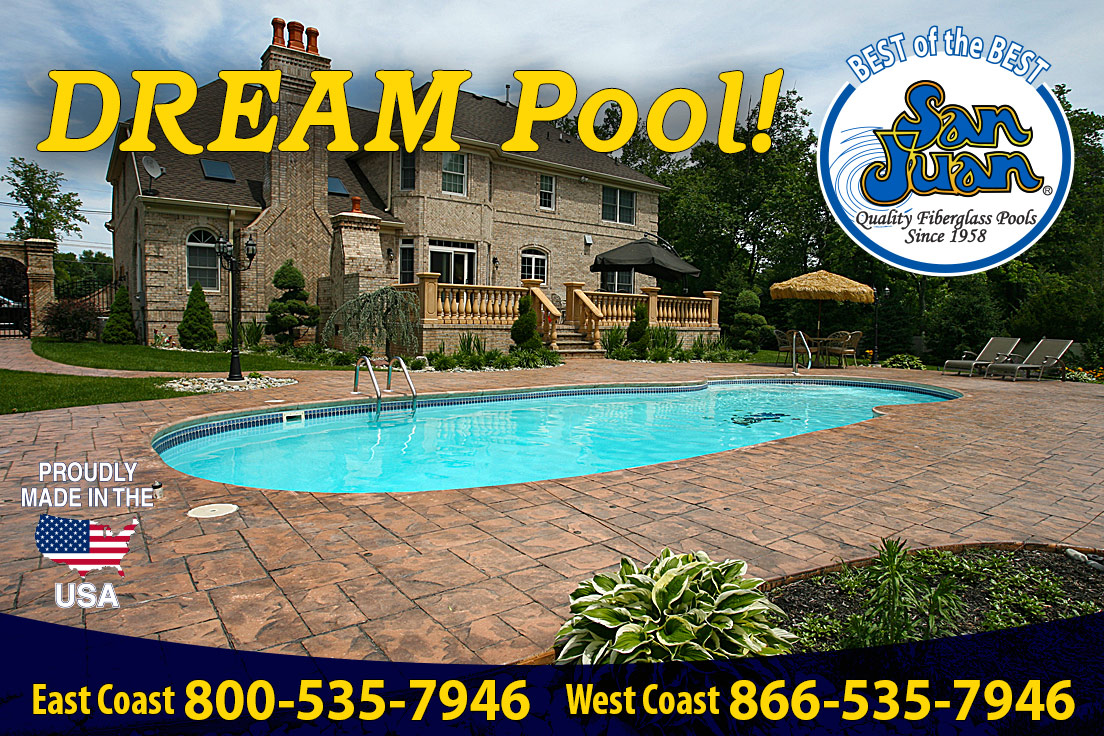fiberglass pools manufacturer san juan fiberglass pool u0026 spas