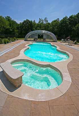 Fiberglass Pool Designs narellan pools rockpool swimming pools fibreglass pools inground pools Homepage One 2