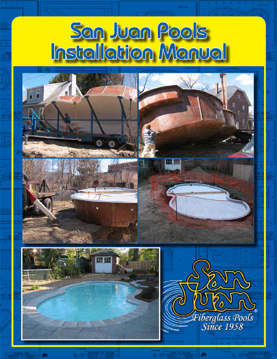 DoItYourself Fiberglass Swimming Pool Installation DIY