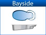 BAYSIDE fiberglass pool