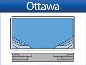 OTTAWA fiberglass pool