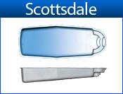 SCOTTSDALE fiberglass pool