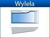 WYLELA fiberglass pool