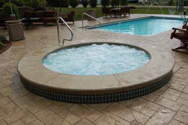 Sarasota fiberglass swimming pool